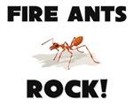 Fire Ants Rock!