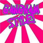 Gangnam style pink