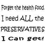 Forget Health Food..