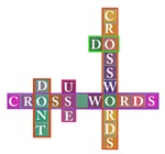 Do crosswords don't use cross words