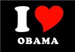 i Heart Obama Tees