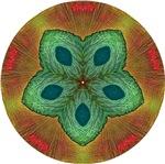Crystal Seed Mandala