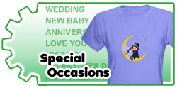 <B>SPECIAL OCCASIONS</B>