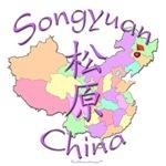Songyuan, China