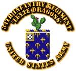 COA - 34th Infantry Regiment