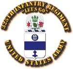 COA - Infantry - 325th Infantry Regiment