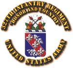 COA - Infantry - 327th Infantry Regiment