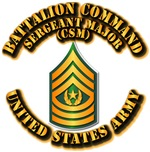Battalion Command Sergeant Major