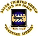 332 Fighter Group - Tuskegee Airmen