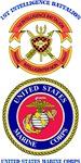 USMC - 1st Intelligence Battalion w Txt