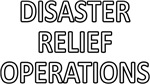 Disaster Relief Operations - White