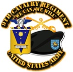 9th Cavalry Regiment - BR DUI