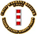 USMC - Chief Warrant Officer - CW4