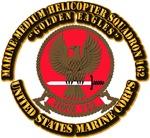 USMC - Marine Medium Helicopter Squadron 162nd wit
