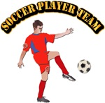 Soccer Player Team