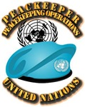 UN - UN Beret - Peacekeeper