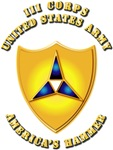 III Corps - DUI - America's Hammer