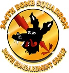 AAC-364TH BOMB SQUADRON