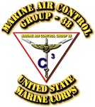 USMC - Marine Air Control Group - 38