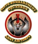AAC - 650th Bomb Squadron