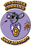 Army Air Corps - 9th AF Glider Command