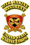 USMC - 12th Marine Regiment