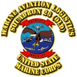 USMC - Marine Aviation Logistics Squadron 26 (OLD