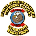 USMC - Marine Aviation Logistics Squadron 26 (NEW)
