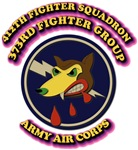 412th Fighter Squadron 373rd Fighter Group