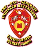 USMC - FMF - PAC - Separate Engineer Battalions