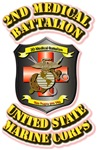 USMC - 2nd Medical Battalion