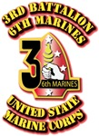 USMC - 3rd Battalion - 6th Marines