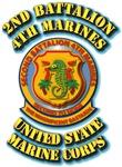 USMC - 2nd Battalion - 4th Marines