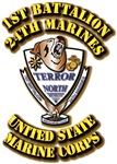 USMC - 1st Battalion - 24th Marines