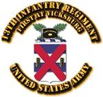 COA - 13th Infantry Regiment