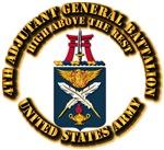 COA - 4th Adjutant General Battalion