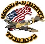 Aircraft - P40 Warhawk