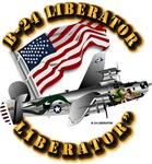 Aircraft B-24 Liberator