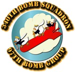 340th Bomb Squadron, 97th Bomb Group - 15th AF
