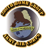 AAC - 380th Bomb Group, 5th AAF