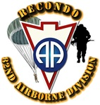 Army - RECONDO - 82AD