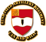 Army - 82nd FA Regt
