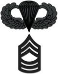 Master Sergeant - Airborne