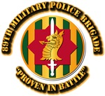 Army - SSI - 89th Military Police Brigade