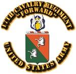 COA - 17th Cavalry Regiment