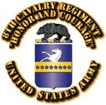 COA - 8th Cavalry Regiment