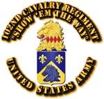 COA - 102nd Cavalry Regiment