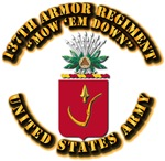 COA - 137th Armor Regiment