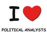 political analysts - pyrographists