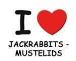 jackrabbits - mustelids